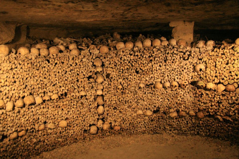 France Paris The Catacombs